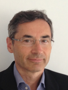 Philippe Magarshack, STMicroelectronics, France